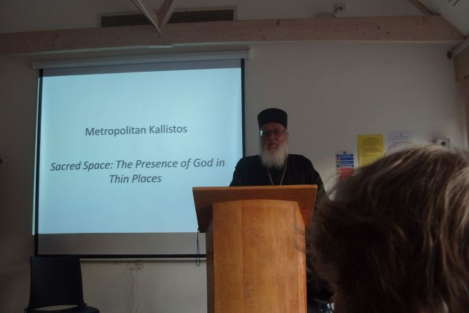 kallistos presence of God