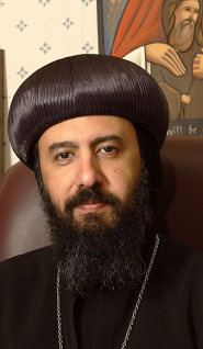 Bishop Angaelos Office Portrait Medium