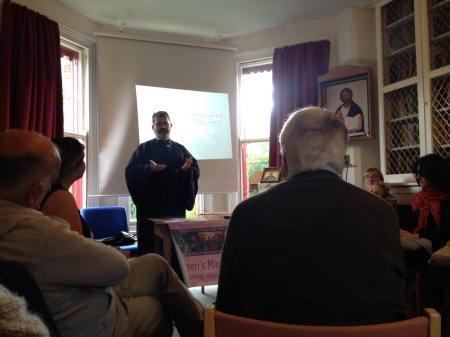 Revd Canon Dr Robert Gibbons on ST FRideswide of Oxford
